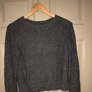 Banana Republic Cropped Sweater